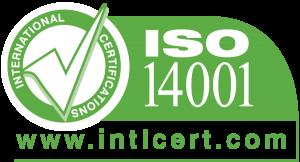 Cert Logo 14001