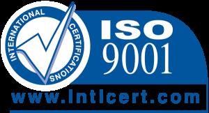Cert Logo 9001